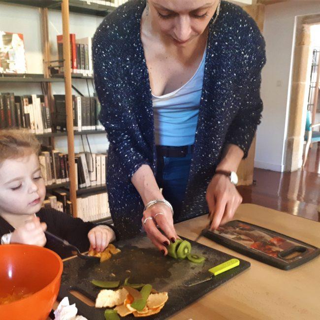 Atelier cuisine parents/enfants